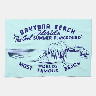 Vintage Daytona Beach Towels