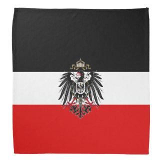 Vintage de Alemania Eagle Bandana