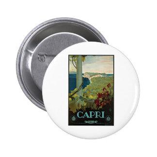 Vintage de Capri Italia Italia Pins