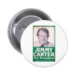 Vintage de Jimmy Carter Pins