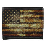Vintage de la bandera americana
