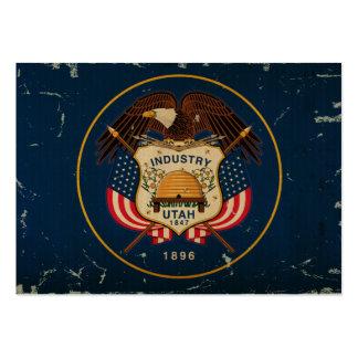 VINTAGE de la bandera del estado de Utah