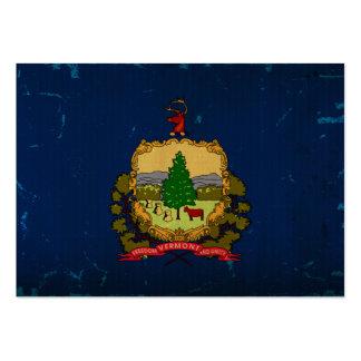 VINTAGE de la bandera del estado de Vermont