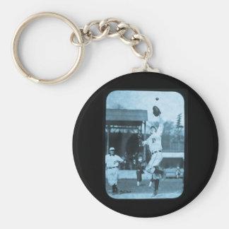 Vintage de la diapositiva de linterna mágica de lo llaveros