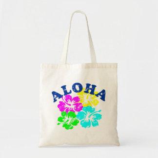 Vintage de la hawaiana bolsa de mano