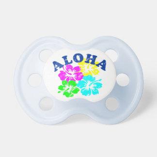 Vintage de la hawaiana chupetes de bebé