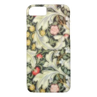 Vintage de Leicester floral Funda iPhone 7