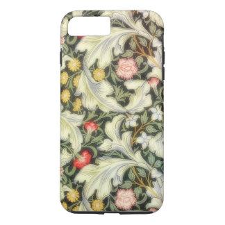 Vintage de Leicester floral Funda iPhone 7 Plus