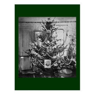 Vintage de los 1800s del Victorian del árbol de Postales