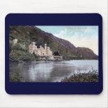 Vintage de los años 20 de Connemara Irlanda del ca Tapete De Ratones