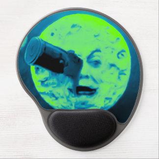 Vintage de Lune del la de los dans de Le Voyage un Alfombrilla Gel