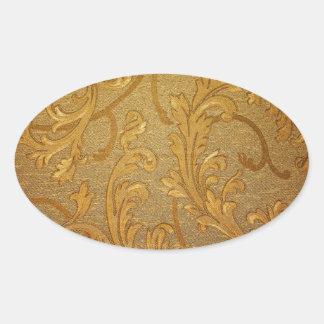 Vintage, de oro elegante, rústico, victorian,