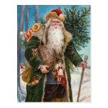 """Vintage de """"Papá Noel"""" Postales"""