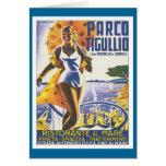 Vintage de Parco Tigullio Felicitacion
