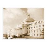 Vintage de Puerto Rico: Edificio histórico del Postales