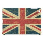 Vintage de Union Jack apenado iPad Mini Carcasas