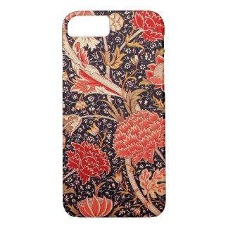 Vintage de William Morris Cray floral Funda iPhone 7