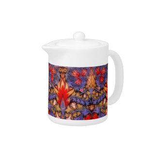Vintage de William Morris Snakeshead floral