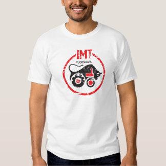 Vintage de Yugoslavia del tractor de IMT Remeras