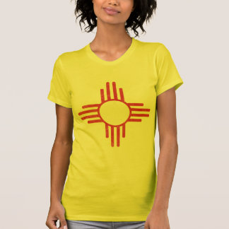 Vintage de Zia Camiseta