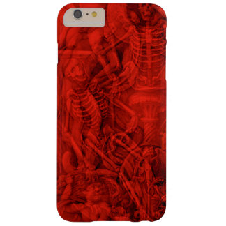 Vintage Death Collage Barely There iPhone 6 Plus Case