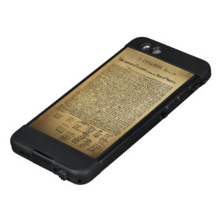 Vintage Declaration of Independence LifeProof NÜÜD iPhone 6 Case