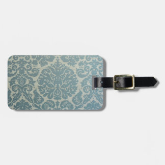 Vintage Decor Luggage Tag