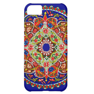 Vintage Decorative Design Case For iPhone 5C