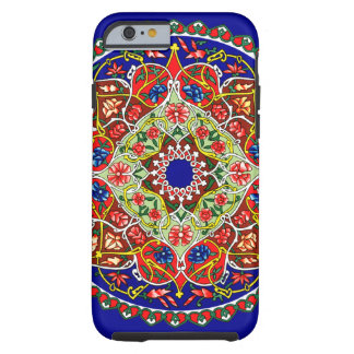 Vintage Decorative Design Tough iPhone 6 Case
