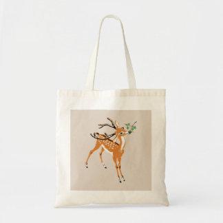 Vintage Deer Bags