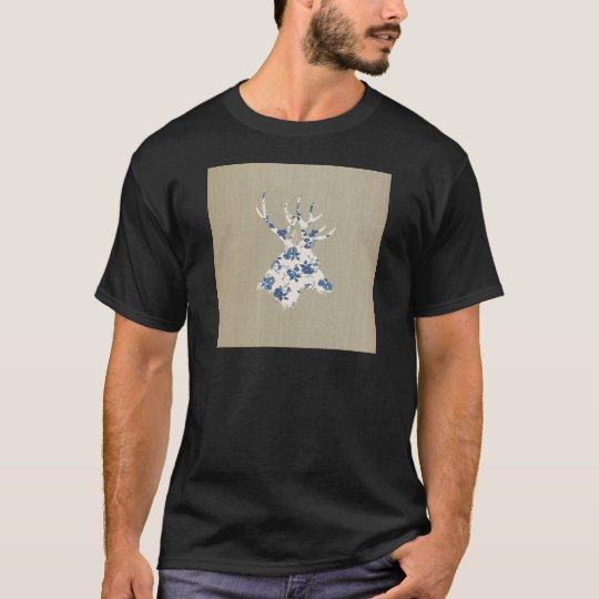 Vintage Deer Head T-Shirt