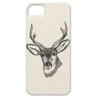 Vintage Deer iPhone 5 Case