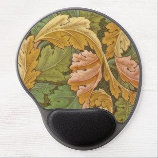 Vintage del Acanthus de William Morris floral Alfombrilla De Ratón Con Gel
