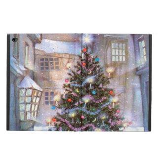 Vintage del árbol de navidad