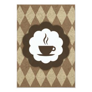 vintage del café anuncio