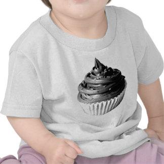 Vintage del diseño de la magdalena Niza elegante Camisetas