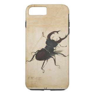 Vintage del escarabajo de macho de Albrecht Durer Funda iPhone 7 Plus