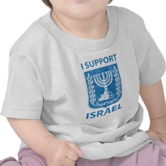 Vintage del escudo de armas de Israel Camisetas