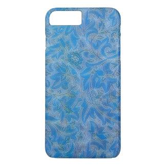 Vintage del pasto de William Morris floral Funda iPhone 7 Plus
