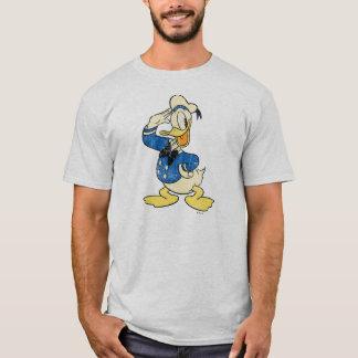 Vintage del pato Donald el | Playera