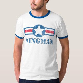 Vintage del Wingman Camisas
