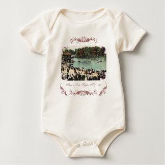 Vintage Delaware Park Baby Shirt