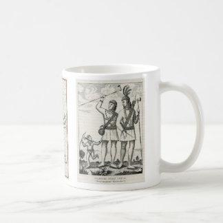 Vintage Delaware River Colonial Mug