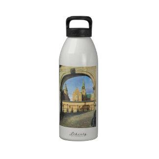 Vintage  Denmark, Frederiksburg Castle Reusable Water Bottle