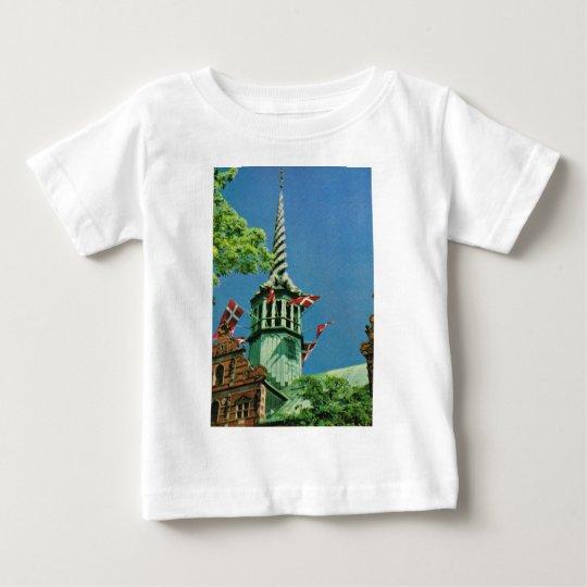Vintage Denmark, Wonderful Copenhagen Baby T-Shirt