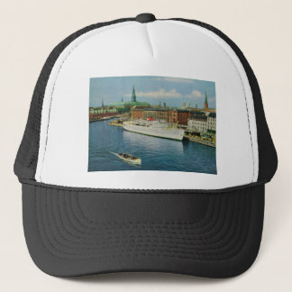 Vintage Denmark, Wonderful Copenhagen Trucker Hat
