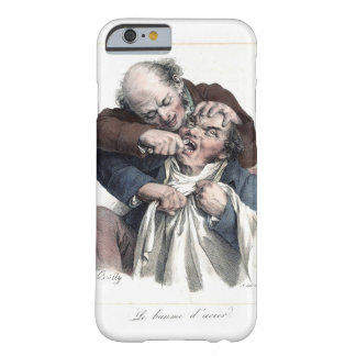 Vintage Dentist Tooth Extraction Barely There iPhone 6 Case