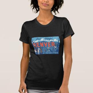 Vintage Denver Colorado Tee Shirt