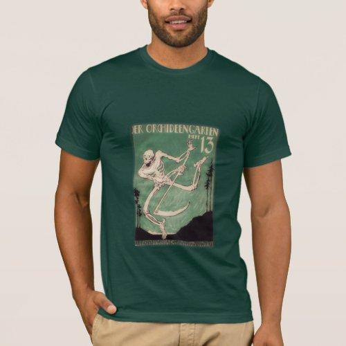 Vintage Der Orchideengarten Cover T_Shirt