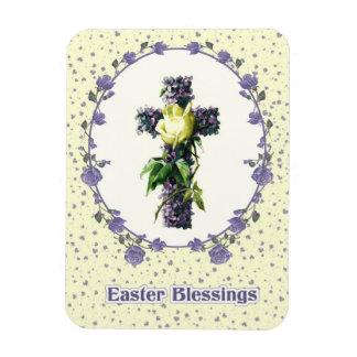 Vintage Design Christian Easter Gift Magnets